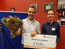 Molen De Vrijheid in Beesd behaalt tweede plek bij Molenprijs