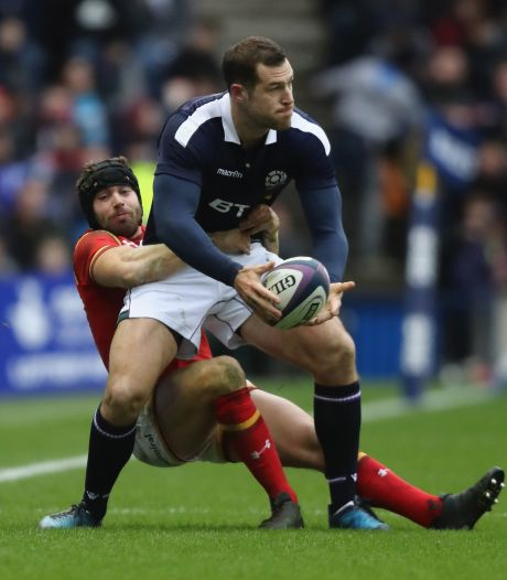 Visser zet punt achter interlandcarrière met Schotland