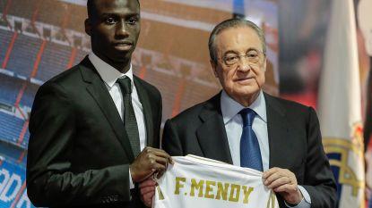 Real Madrid stelt ook Mendy voor, maar verdediger gaat meteen de mist in