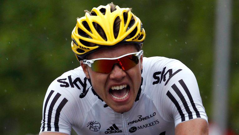 Edvald Boasson Hagen kon bij Team Sky zijn potentieel nooit verzilveren, lukt het wel bij MTN-Qhubeka?