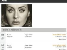 Tips en trucs: zo vergroot je kansen op kaartje voor Adele