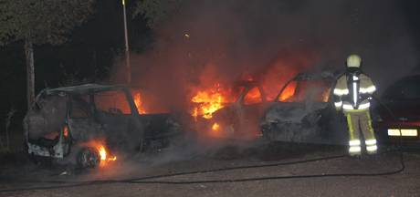 20.000 euro voor gouden tip over autobranden in Culemborg