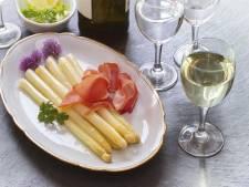 Zo kies je een goede wijn bij je asperges