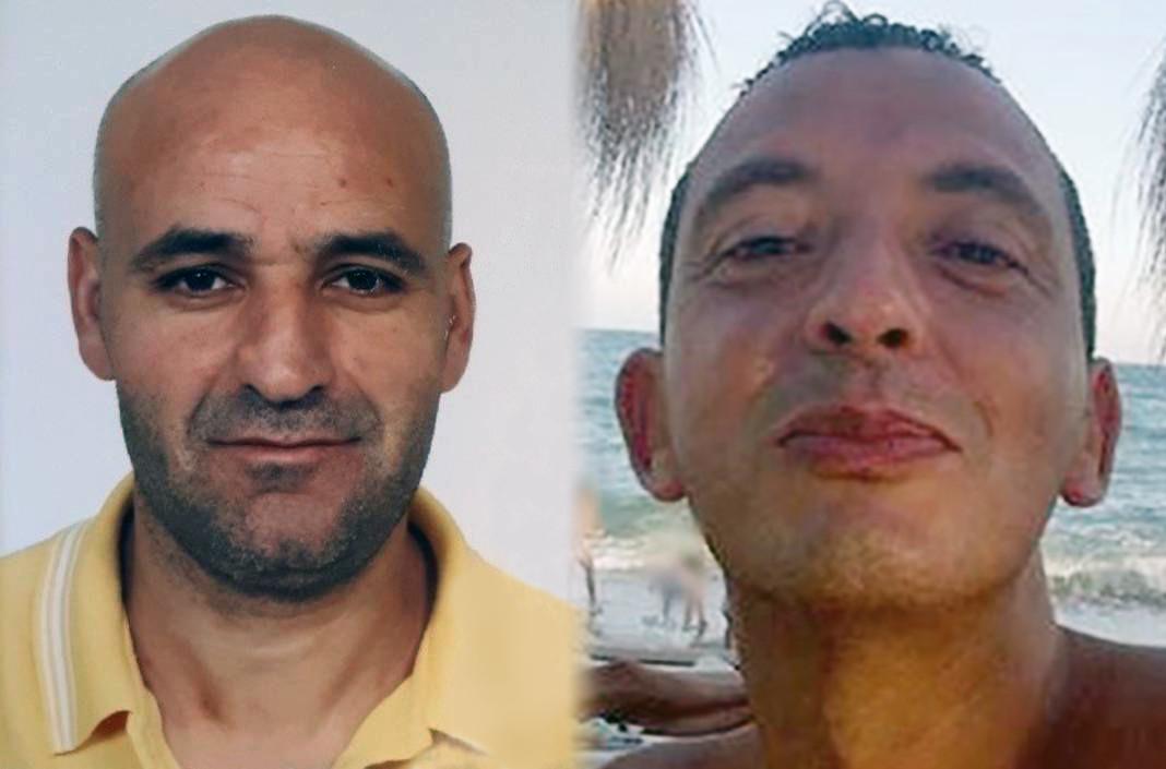 Saïd Razzouki (l) en Ridouan Taghi op foto's van een paar jaar geleden.
