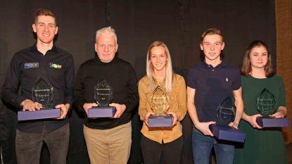 Sportkampioenen van 2019 in de bloemetjes gezet