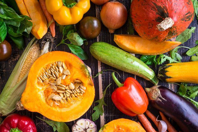 Deze groenten liggen nu in overvloed in de supermarkten.