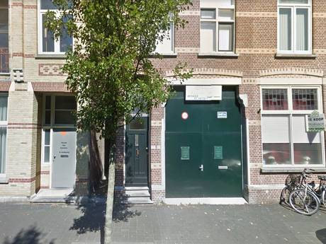 Schrik zit er goed in bij moskee Bergen op Zoom