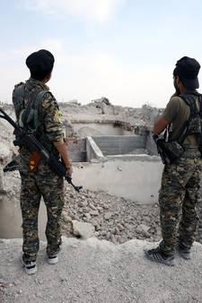 Hagenaar strijdt met ADO-logo op borst in Raqqa