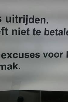 Ongemak in Arnhemse parkeergarages: 'U hoeft niet te betalen, sorry!'