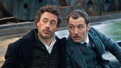 Robert Downey Jr. wil opnieuw Sherlock Holmes spelen na mogelijke 'dood' als Iron Man