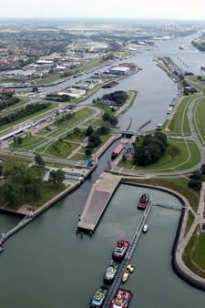 Oostsluis Terneuzen vanaf zaterdag dicht voor onderhoudswerkzaamheden