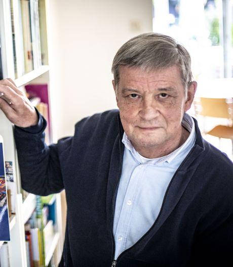 Jos Lindeman uit Hengelo schrijft voor mensen die niet van lezen houden: 'Weet dat ik niet meer beter word'