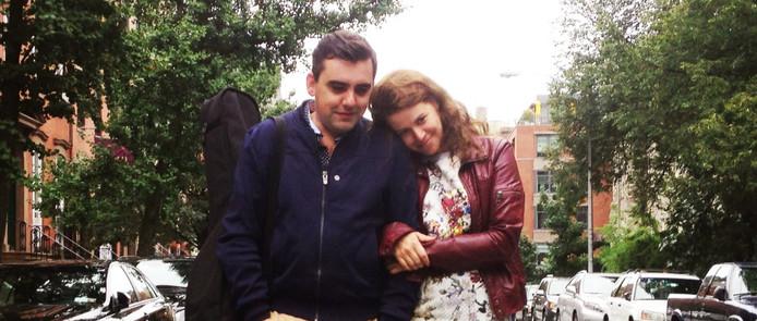 Paul en Kim.