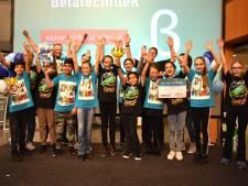 Telgenborch uit Almelo is de grote winnaar van Lego League-finale