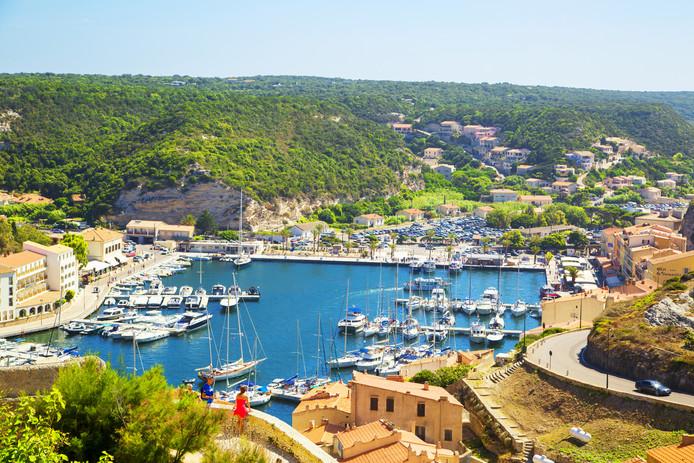 Bonifacio, en Corse