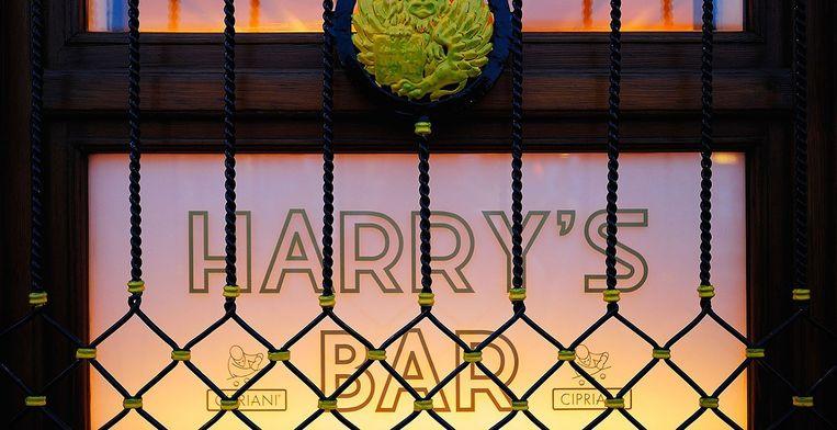 Harry's Bar, Venetië.'De service is er ongeëvenaard. De laatste keer dat ik er was hebben ze voor mij polenta gemaakt. Vers. Nou, ik werd gek.' Beeld .