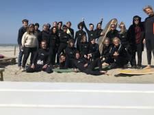 Geen toplocatie en marktonderzoek, maar wel de eerste vegan strandtent van Nederland