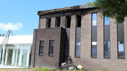 Zware brand in recent gerenoveerd huis aan Zandvleuge: pand onbewoonbaar verklaard