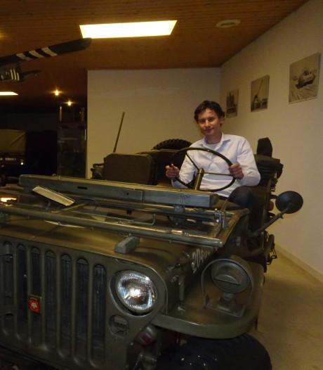 Bijzondere verhalen en voertuigen in Freelandmuseum in Gemonde
