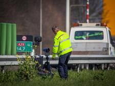 Politie: Niets mis met flitser op A29