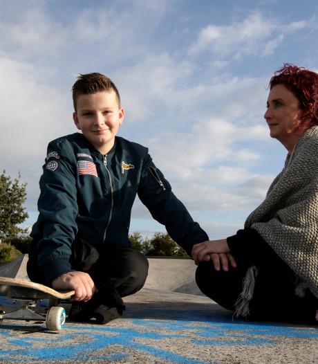 Topsportertje Matz (11) verloor zijn benen, maar niet zijn wilskracht