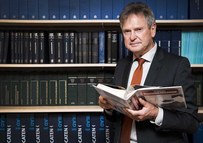 Advocaat Rob Bedaux. ANP PIROSCHKA VAN DE WOUW