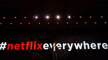 Recordaantal nieuwe klanten voor Netflix maar winst loopt terug