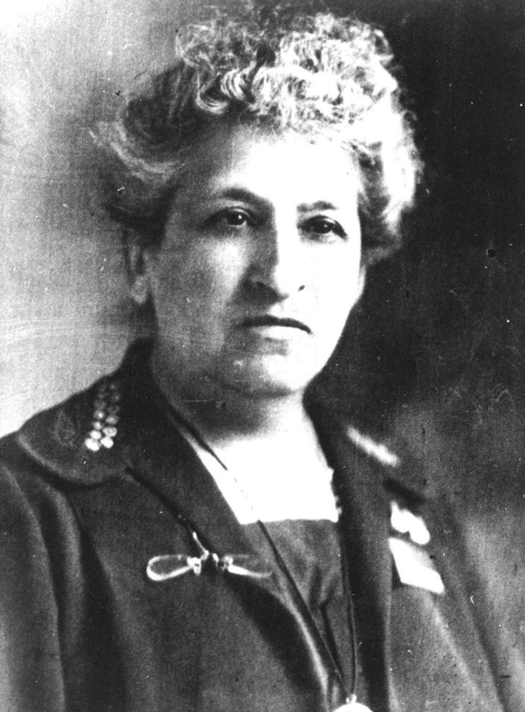 Aletta Jacobs, de eerste vrouwelijke dokter en strijdster voor vrouwenstemrecht. Beeld anp