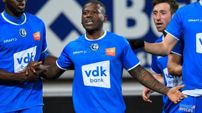 VIDEO. AA Gent houdt na zoutloze partij punten thuis tegen Kortrijk, Limbombe steelt de show met Panenka