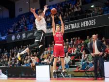 Met een knipoog, maar basketbalclub Heroes gaat afhaken sponsors niet accepteren