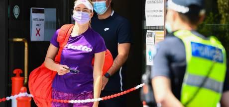 """Les stars du tennis ne bénéficieront """"d'aucun régime de faveur"""" durant leur quarantaine"""