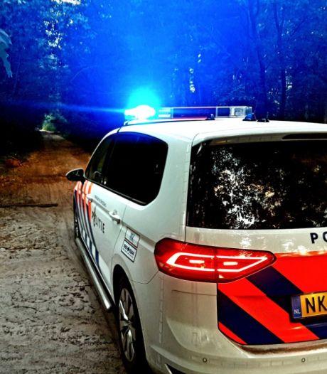 Automobilist heeft negen openstaande boetes en loopt tegen de lamp in Berghem