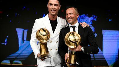 Het hart op de juiste plaats: Cristiano Ronaldo en supermakelaar Mendes doneren één miljoen euro in strijd tegen corona