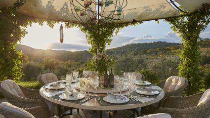 Adembenemend uitzicht maakt dit vakantiehuis op wijndomein nog exclusiever