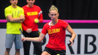 """België strijdt tegen Kazachstan voor plek in finaleweek: """"Kansen zijn fifty-fifty"""""""