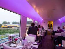 Dineren in de trein: 'Dinner Train' komt naar Hengelo en Enschede