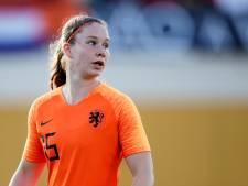 Einde seizoen voor Twente-speelster Folkertsma