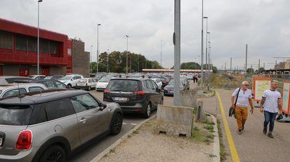 Parking Tramstraat slechts doekje voor het bloeden