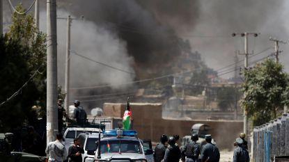 IS vuurt raketten af op Afghaanse hoofdstad Kaboel: daders gedood door speciale eenheden