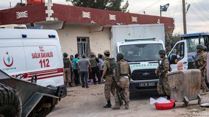 Amerikaanse troepen in Syrië beschoten door Turken