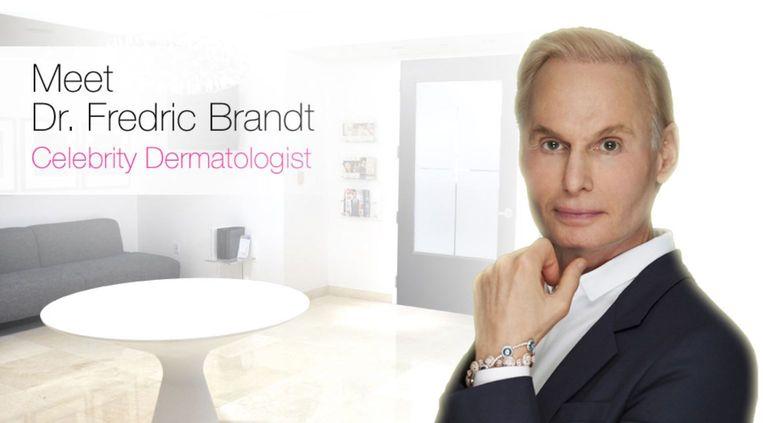Reclame op de site van Dr. Brandt. Beeld drbrandtskincare.com