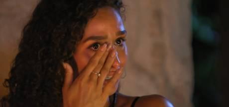 Stefano houdt stug vol tijdens kampvuur: 'Niks gebeurd met Zwanetta'