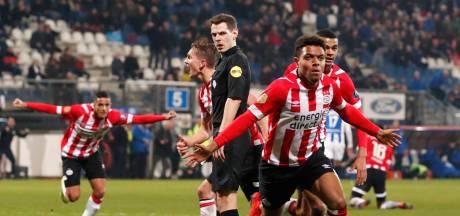 Invaller Malen redt punt voor PSV: 'Deze goal kan heel belangrijk zijn'