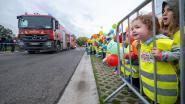 """Driehonderd leerlingen verwelkomen Mechelse brandweer in nieuwe kazerne: """"Nu kunnen we gebied sneller bedienen"""""""