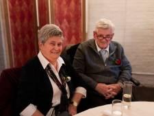 Rasechte Bosschenaren Jan en Gerrie vieren 60 jaar huwelijk