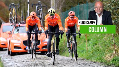 """Hugo Camps: """"De wielersport gaat nog lang niet dood. Uiteindelijk worden ook virussen total loss gereden"""""""