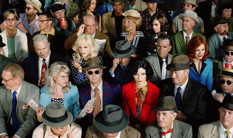 Uit de serie 'Face in the Crowd' (2013). Beeld Alex Prager