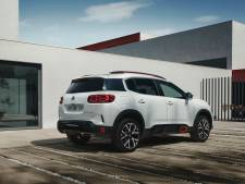 Nieuwe SUV van Citroën: C5 Aircross
