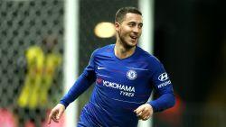 """Eden Hazard verkozen tot Beste Belg in het Buitenland: """"Ik ben tevreden over mijn 2018. En ik denk dat dat voor veel Belgische voetballers geldt"""""""