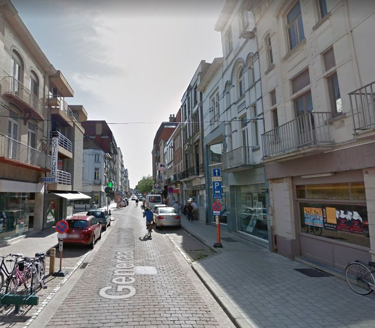 In deze centrale Generaal Lemanstraat bevindt zich de doorgangswoning.